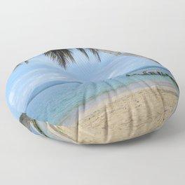 Isle of San Blas PANAMA - the Caribbeans Floor Pillow