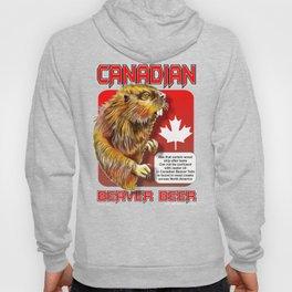 Canadian Beaver Beer Hoody