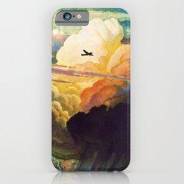 Catmota - N.C. Wyeth iPhone Case