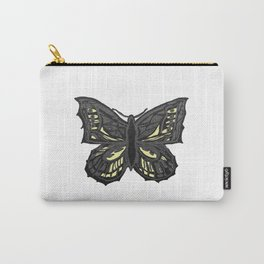 The Beauty in You - Butterfly #1 #drawing #decor #art #society6 Carry-All Pouch