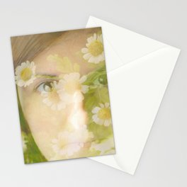 Spring that never ends Stationery Cards