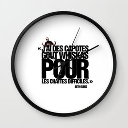 Punchline #1 Wall Clock
