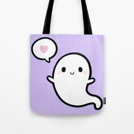 Cutie Ghost 02 Tote Bag