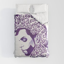 When Doves Cry Comforters