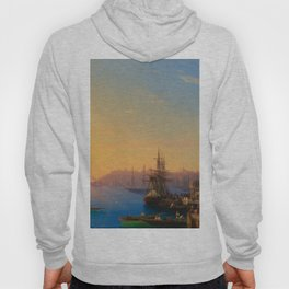 Ivan Aivazovsky - View of Constantinople and the Bosphorus Hoody
