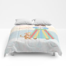 Fuerza Mexico by Mini Frida Comforters