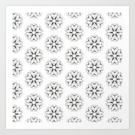 Défi J+9 : Gratitude Art Print