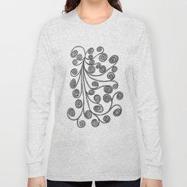 Candy Swirl Long Sleeve T-shirt