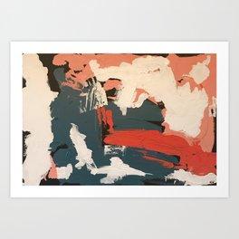 Four Elements Art Print