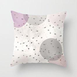 Lightdots Throw Pillow