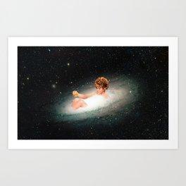 Stars Bathing Art Print
