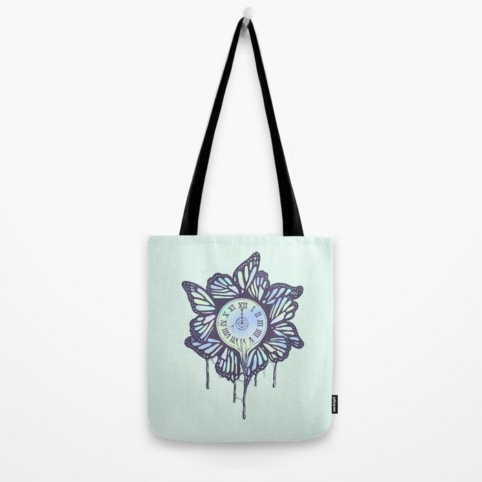Never Let Go (A Study of Time) Tote Bag