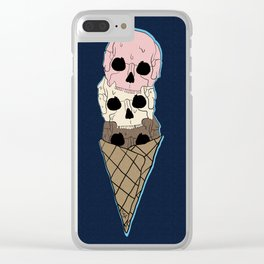 Warmth Clear iPhone Case