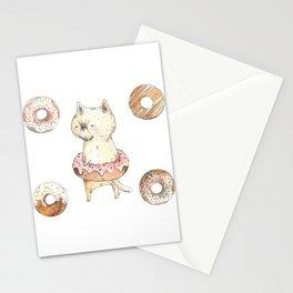 doughnut Stationery Cards