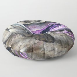 Heart of Stone Floor Pillow