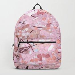 Cherry Blossom Park Dream Guy Backpack