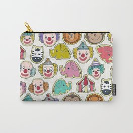 circus cookies multi Carry-All Pouch