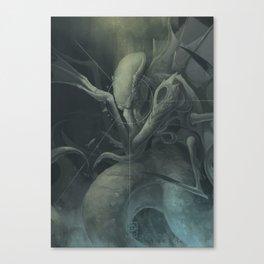 Cthulhu´s Dream Canvas Print