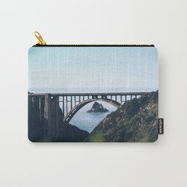 Bixby Bridge Carry-All Pouch
