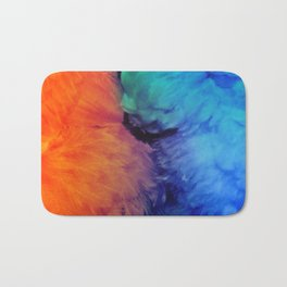 Their Powers Combined Bath Mat