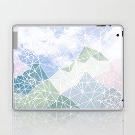 Multicolour Magic Mountains Laptop & iPad Skin