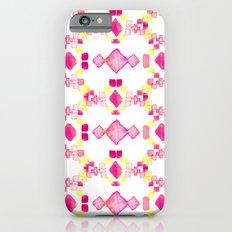 Watercolor Aztec Slim Case iPhone 6s