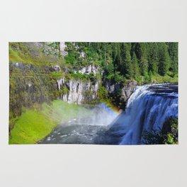 Upper Mesa Falls Rug