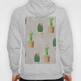 Concrete - Cactus Wall Hoody