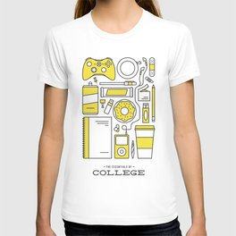 The Essentials of College T-shirt