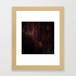 BLOOD IN BLOOD OUT Framed Art Print