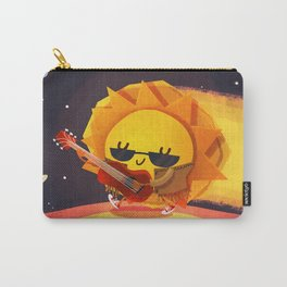 Sun Flare Carry-All Pouch