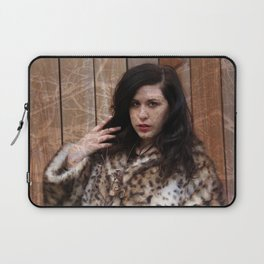Lisa Marie Basile, No. 89 Laptop Sleeve