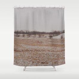 Field days  Shower Curtain