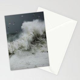 hokusai inspired Stationery Cards