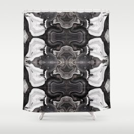 Agate Knocked Down Shower Curtain