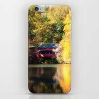serenity iPhone & iPod Skins featuring Serenity by Captive Images Photography