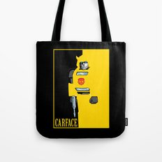 Carface Tote Bag