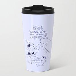 Skipping Travel Mug