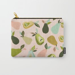 Pear Collection – Blush Carry-All Pouch