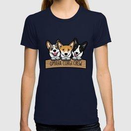 Omaha Corgi Crew T-shirt