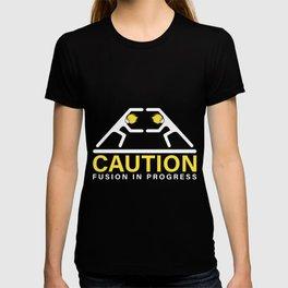 Fusion in Progress T-shirt