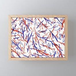 Twigs Framed Mini Art Print