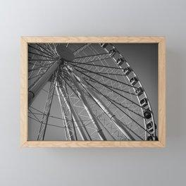 Wheel in the Sky Framed Mini Art Print