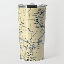 Patagonia - Blue Vintage Travel Mug