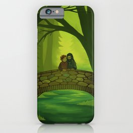 Serenity iPhone Case