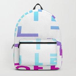 Who am I Backpack