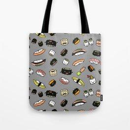 Sushi Friends Tote Bag