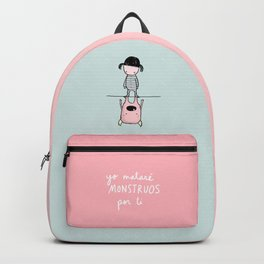 martina y anitram Backpack