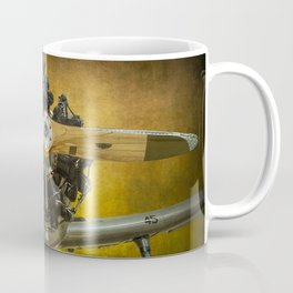 Front End of a Fairchild PT-23 Cornell Monoplane Coffee Mug