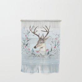 Winter deer Wall Hanging